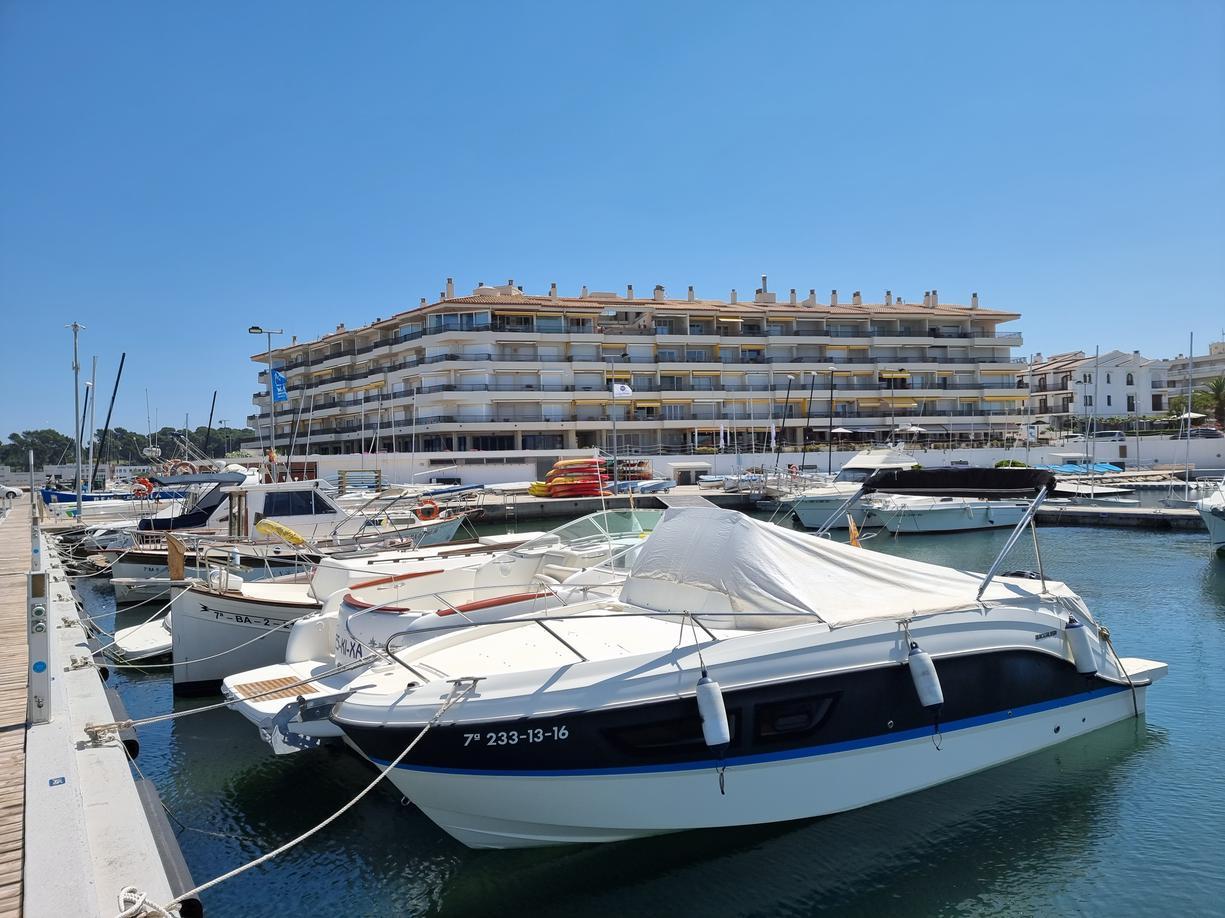 Apartamento -                                       Port Escala -                                       1 dormitorios -                                       2/4 ocupantes