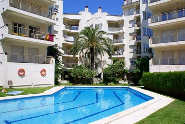 Apartamento -                                       Les Gavines -                                       1 dormitorios -                                       2/4 ocupantes
